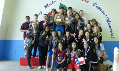 FBHS Swimming Boys and Girls teams clinch regional title