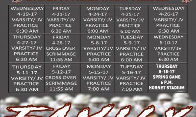image 2017 Spring Football Schedule