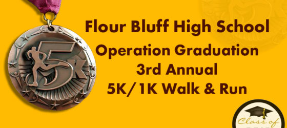 image Operation Graduation 2018 Walk/Run graphic