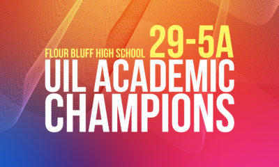 graphic FBHS District 29-5A UIL Academic Champions