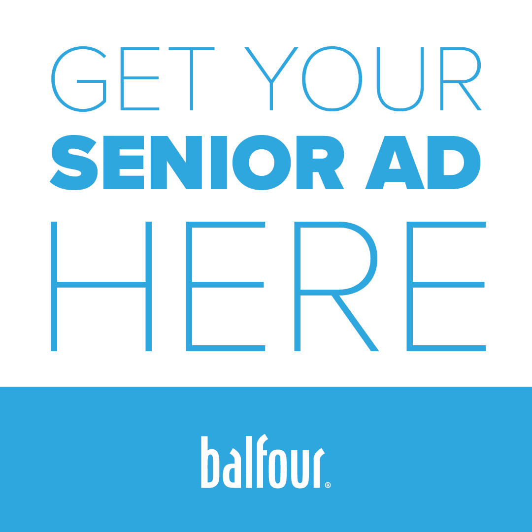Photo of Get Your Senior Ad Here Balfour Button