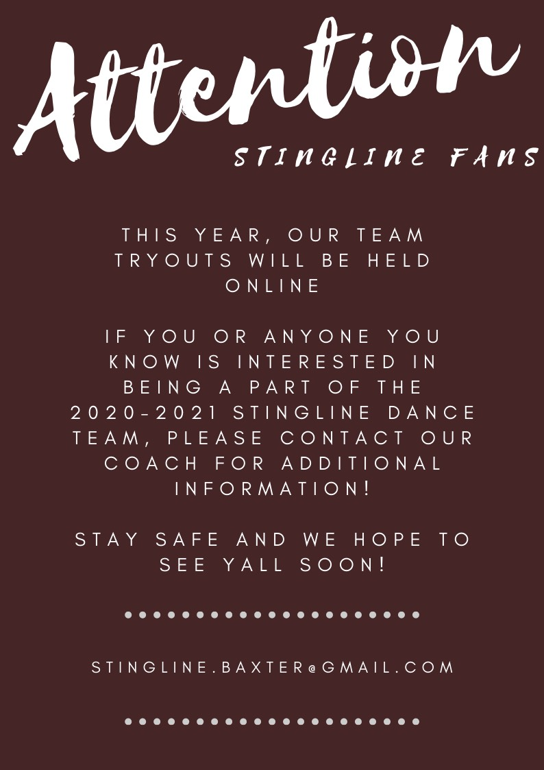 stingline tryout